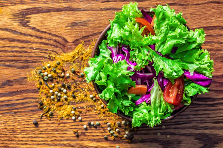Recette salades sans prendre de poids