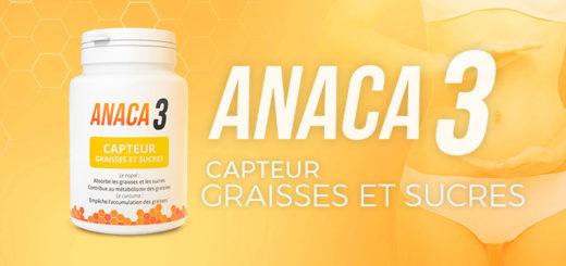 Anaca 3 capteur graisses et sucres efficace ou pas?