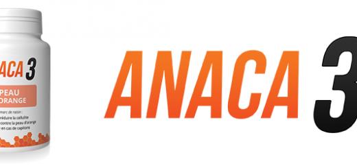 Réduire la cellulite avec Anaca3 peau d'orange?