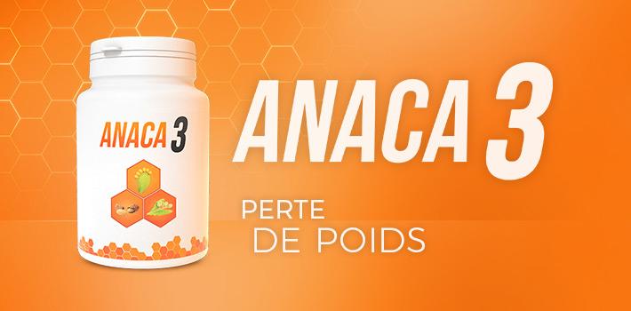 Anaca3 avis sur ce produit pour maigrir