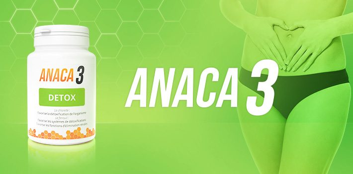 Envie de vous sentir mieux : Utiliser Anaca3 Detox
