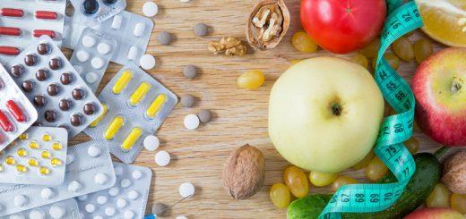 Les vitamines pour perdre du poids