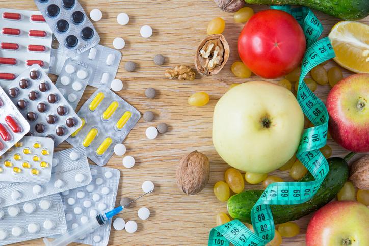 Quel vitamine pour perdre du poids
