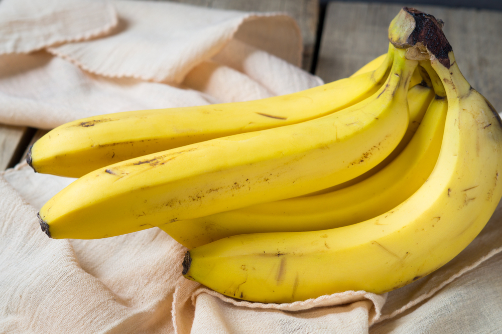 Perdre du poids banane