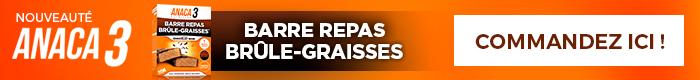 Barre Repas Brûle-Graisses